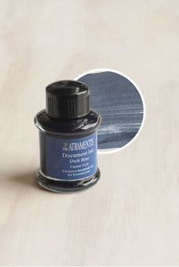 De Atramentis - Document Ink - 35ml Bottle - Dark Blue
