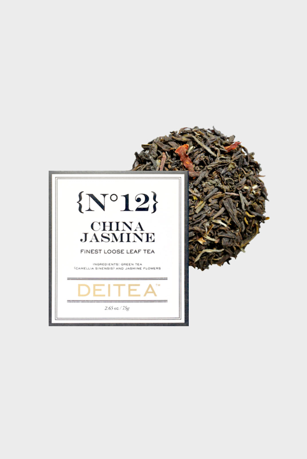 Deitea - No. 12 - China Jasmine - 75g