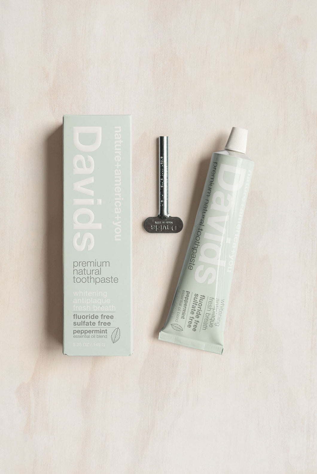 Davids - Natural Toothpaste