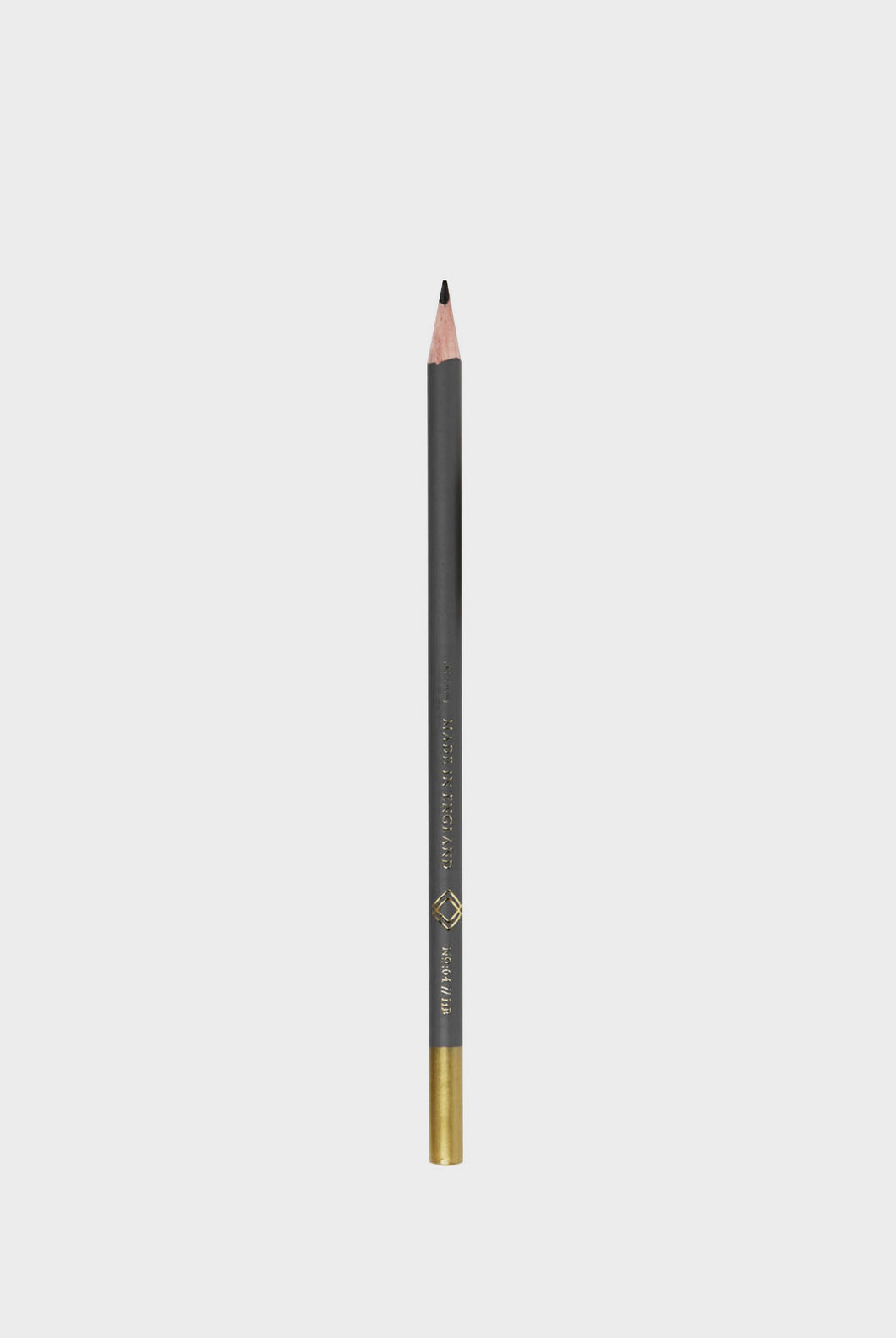 Katie Leamon - Single Pencil - HB - Dark Grey