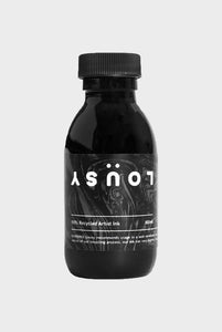 Lousy - Artist Ink - Black - 100ml