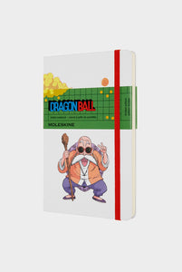 Moleskine - Limited Edition Dragon Ball Notebook - Dot Grid Large - Master Roshi