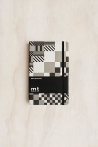 Moleskine - Limited Edition MT Tape Notebook - Ruled - Large (13x21cm) - Monochrome