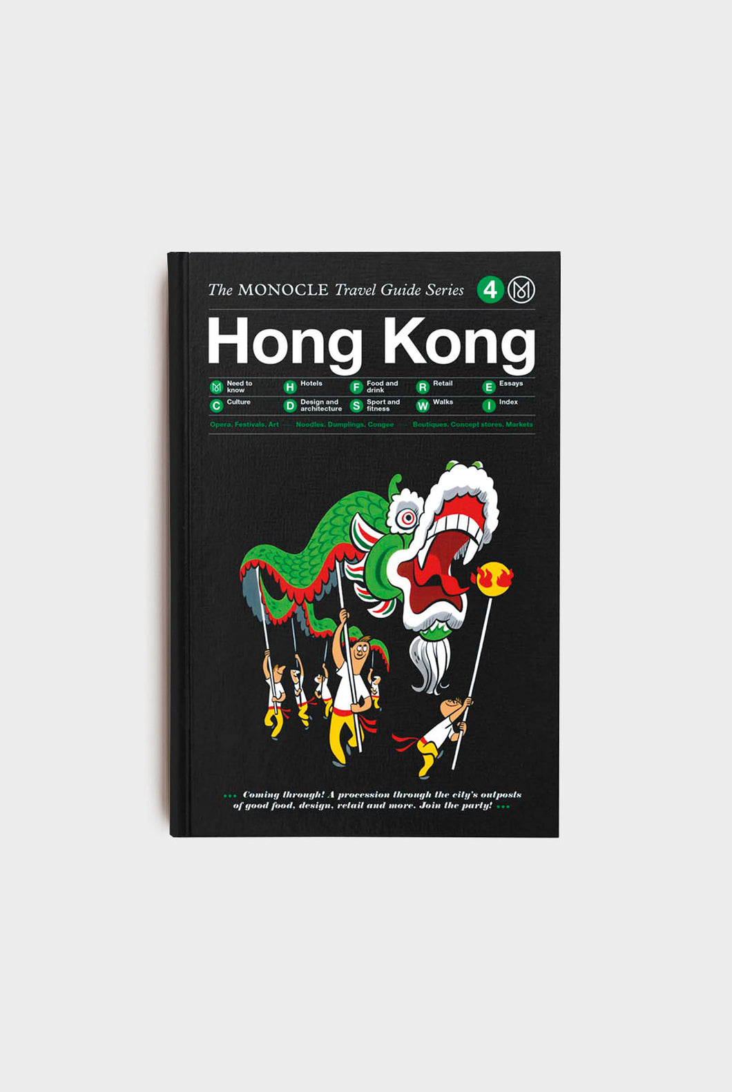 Monocle - Travel Guide - Hong Kong