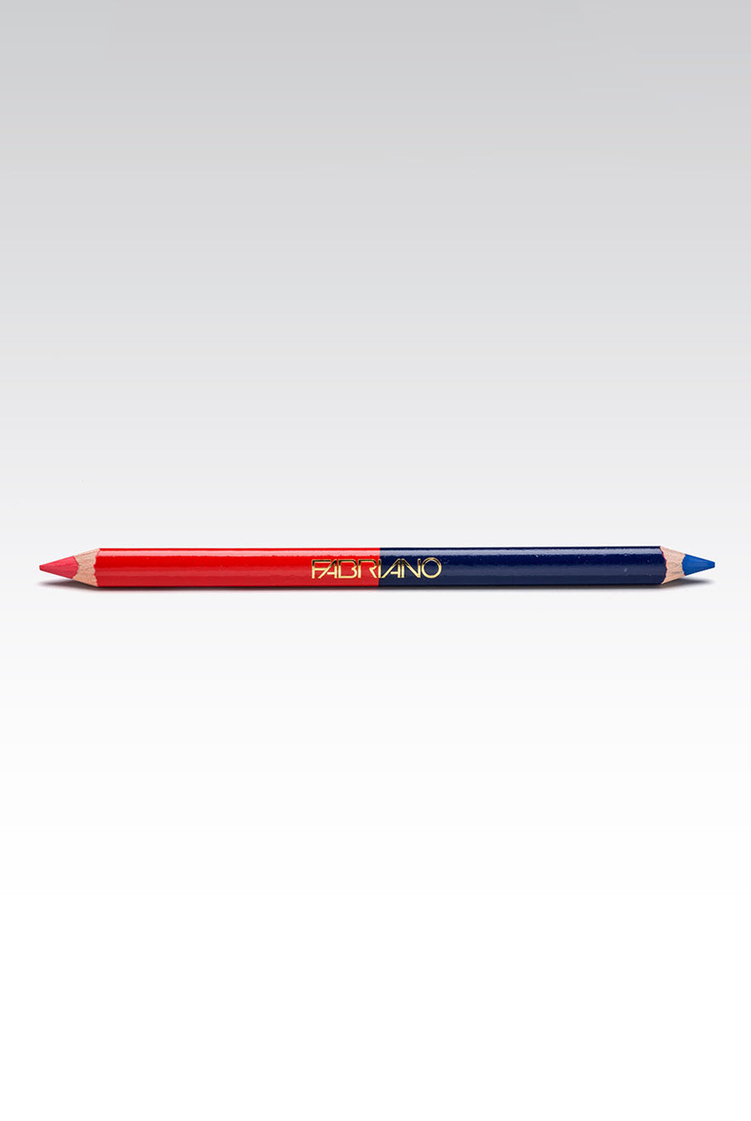 Fabriano Boutique - Two-Tone Pencil - Red & Blue