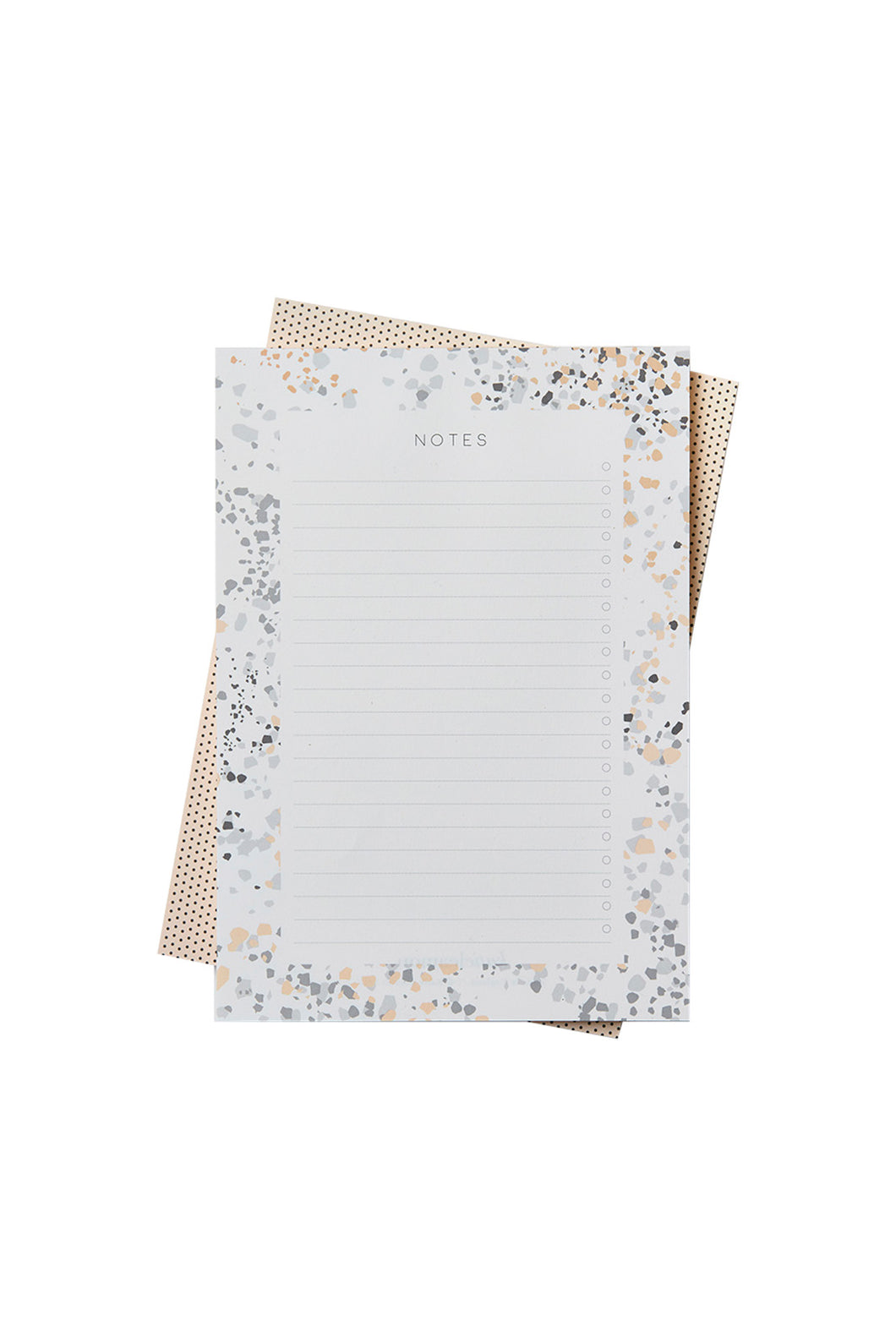 Katie Leamon - Notepad - Ruled - B5 - Terazza