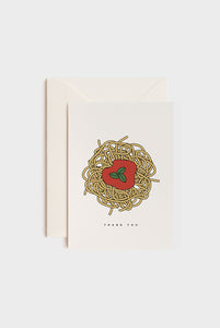 redfries - Single Card - Napoletana