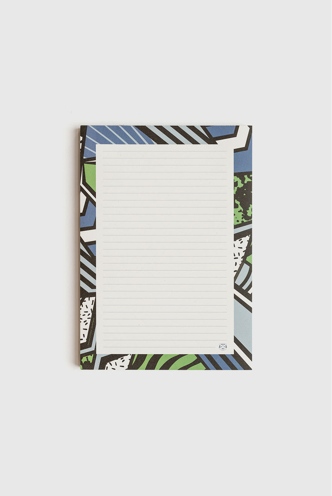 Papier Tigre - Notepad - A5 (15x21cm) - The Patchwork