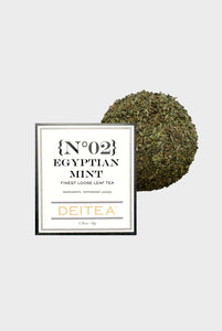 Deitea No. 02 Egyptian Mint 45g