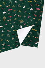 Load image into Gallery viewer, Rifle Paper Co - Gift Wrap - Single Sheet - Folded -  Icons of Australia & New Zealand