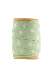 Monograph - Star Ribbon - 5m - Mint Green