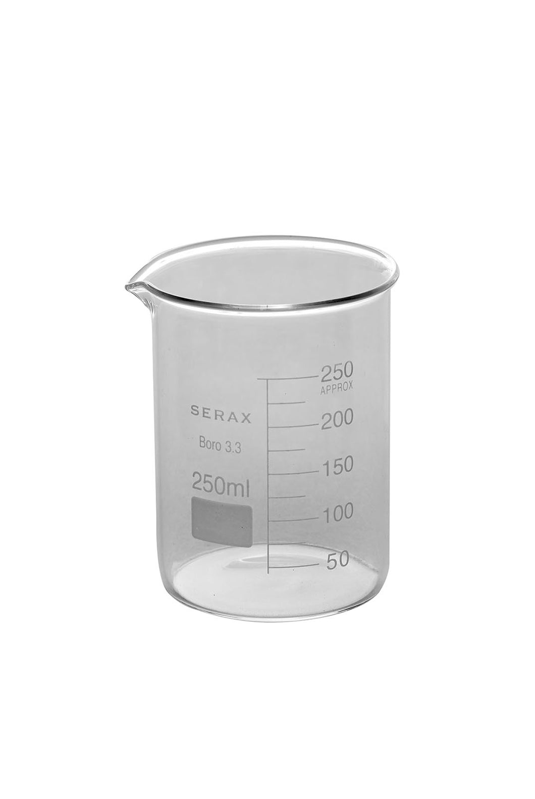 Serax - Glassware Collection - Glass Measuring Cup - Beaker - Small - 250ml
