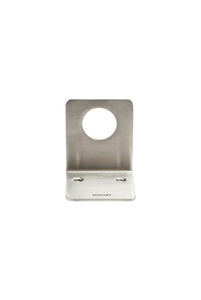 Meraki - Soap Wall Bracket - Brushed Silver
