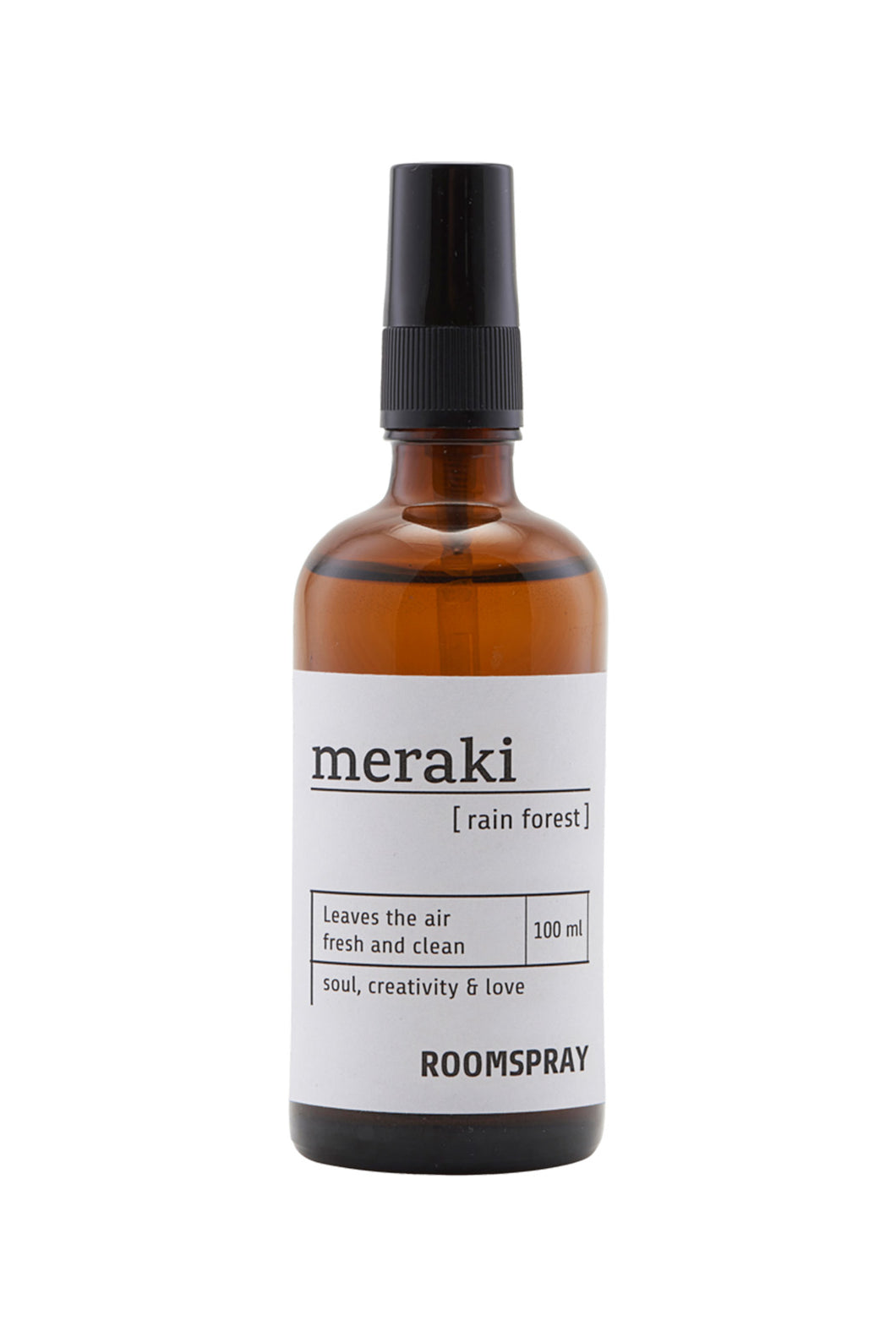 Meraki - Roomspray - 100ml - Rainforest