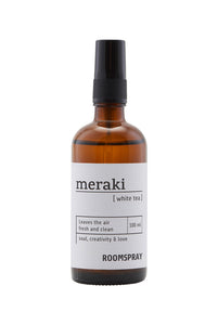 Meraki - Roomspray - 100ml - White Tea