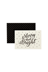 Katie Leamon - Single Card - Merry And Bright