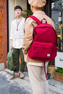 Fennec - C & S - Backpack - Smoke Red