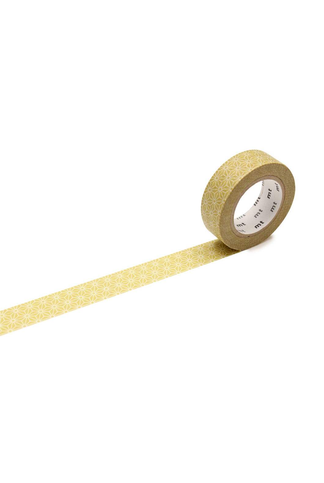 Masking Tape MT - Single Roll - Asanoha Karekusa