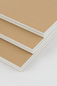 mishmash - Original Notebook - Plain + Ruled - B5 - Hazel