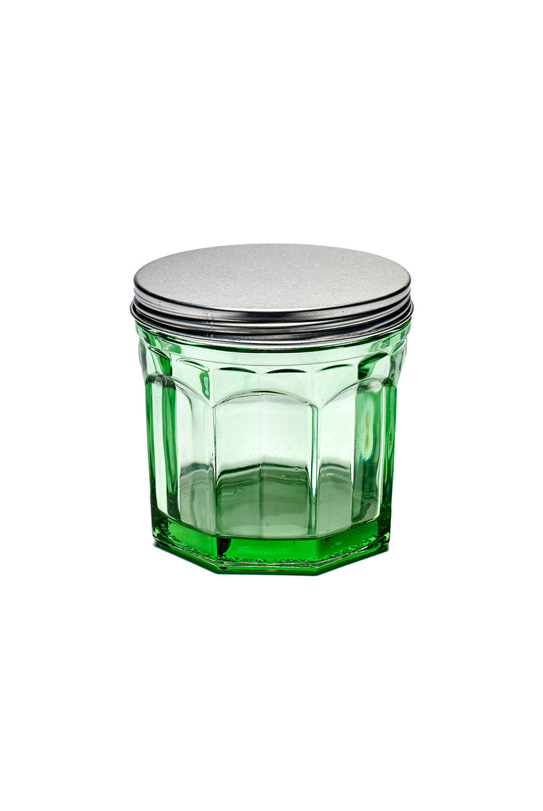 Serax - Fish & Fish Collection - Glass Jar with Lid - Small - Jadeite Green