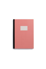 Load image into Gallery viewer, Paperways - Soft Cover Notebook - 5x5 Grid - Medium - Pink