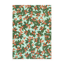 Load image into Gallery viewer, Rifle Paper Co - Single Wrapping Sheet - Winterberries