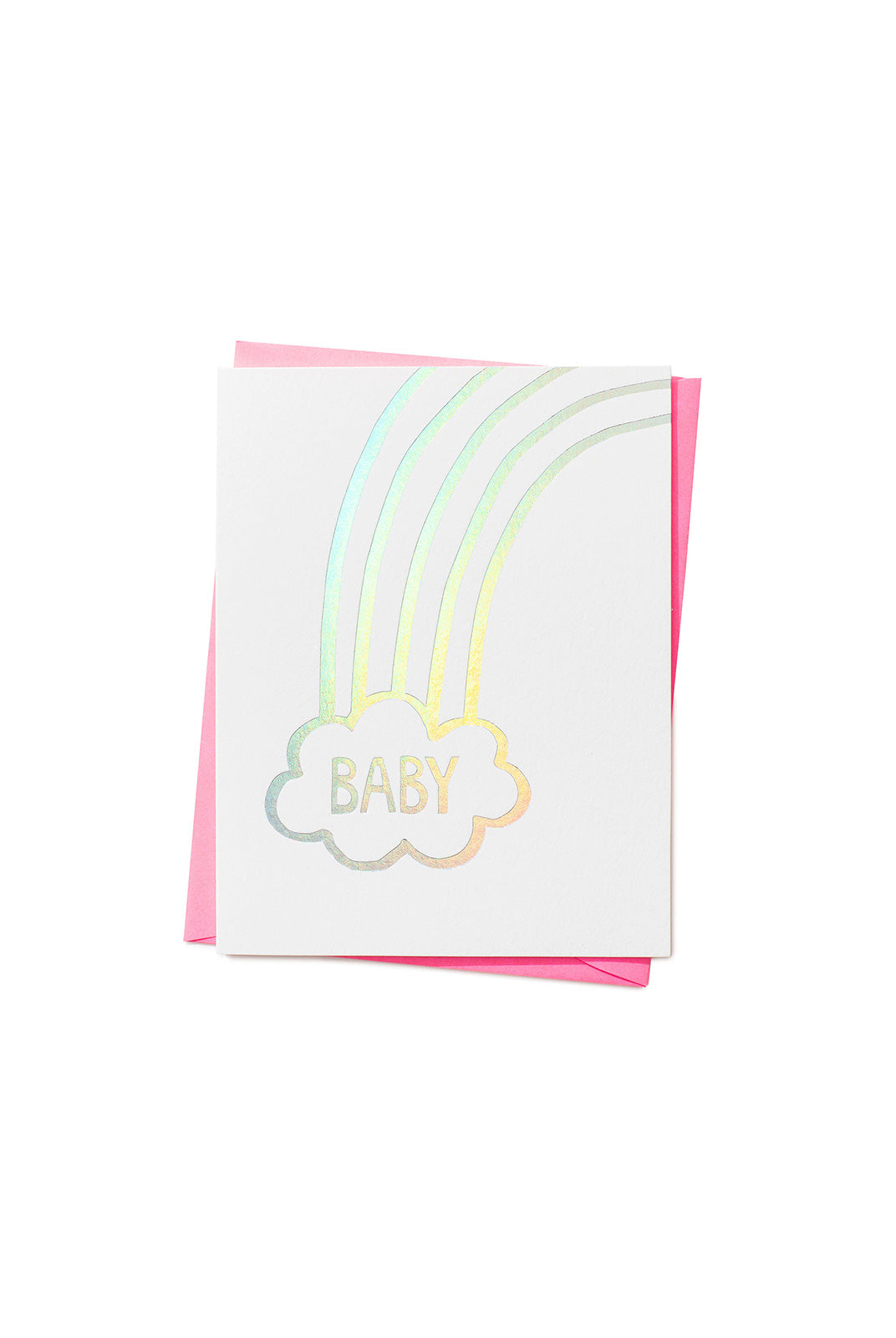 Ashkahn - Single Card - Rainbow Baby