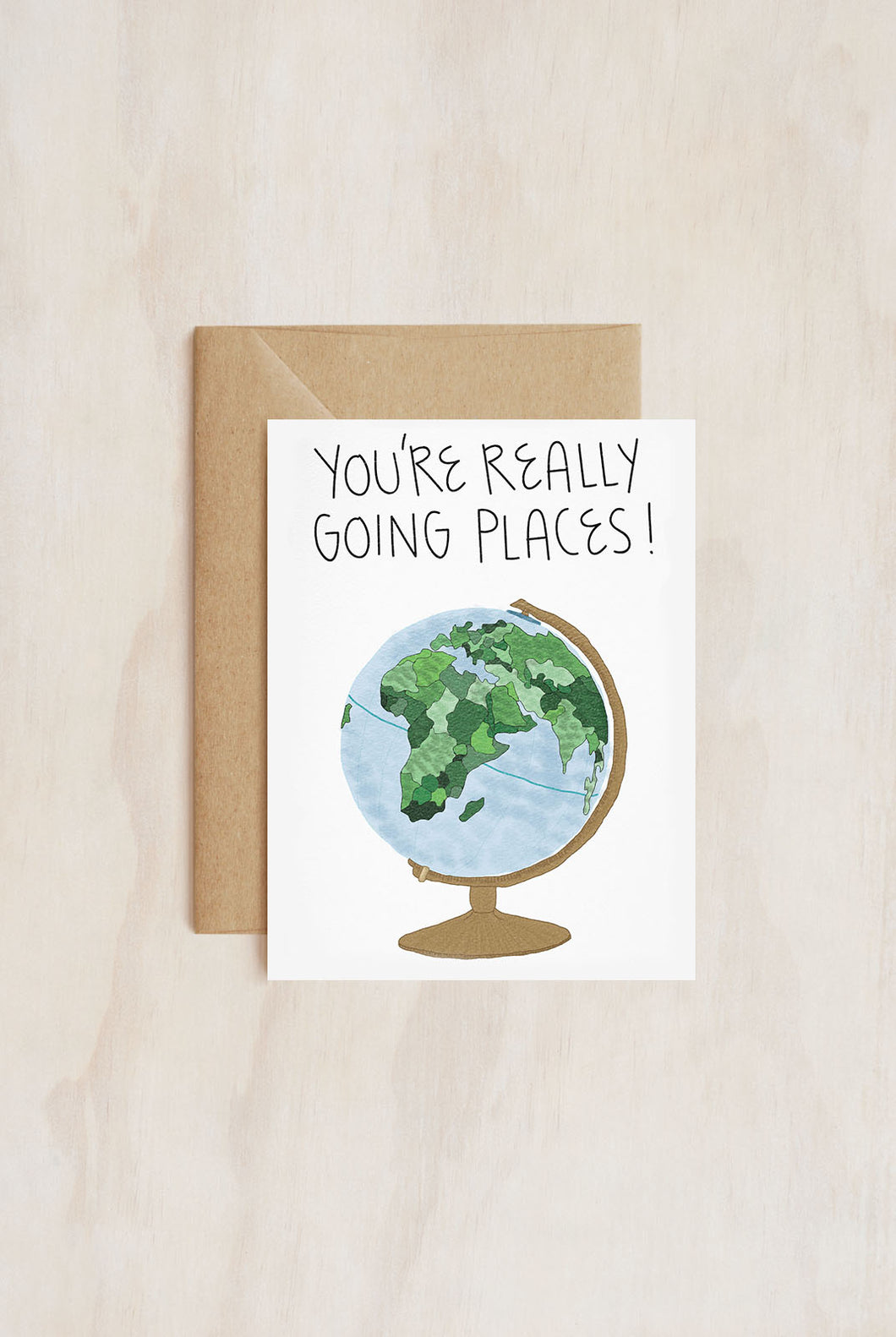TAY HAM - Single Card - You're Really Going Places