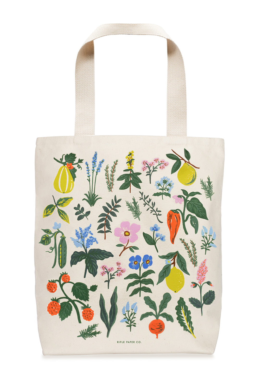 Rifle Paper Co - Tote Bag - Herb Garden