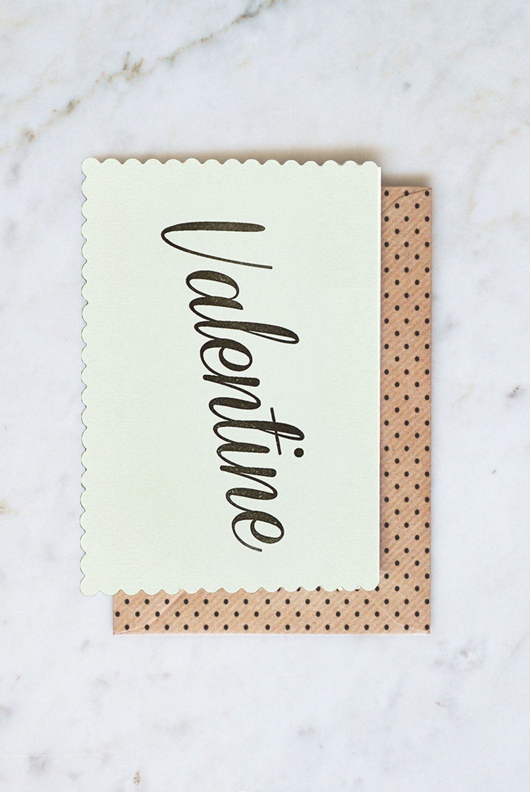 Katie Leamon - Single Card - Luxe Valentine