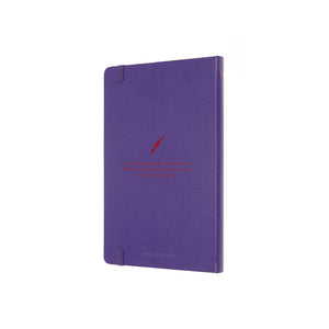 Moleskine - 2020 Limited Edition Harry Potter - Ruled - Large - Brilliant Violet
