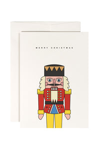 redfries - Single Card - Nutcracker