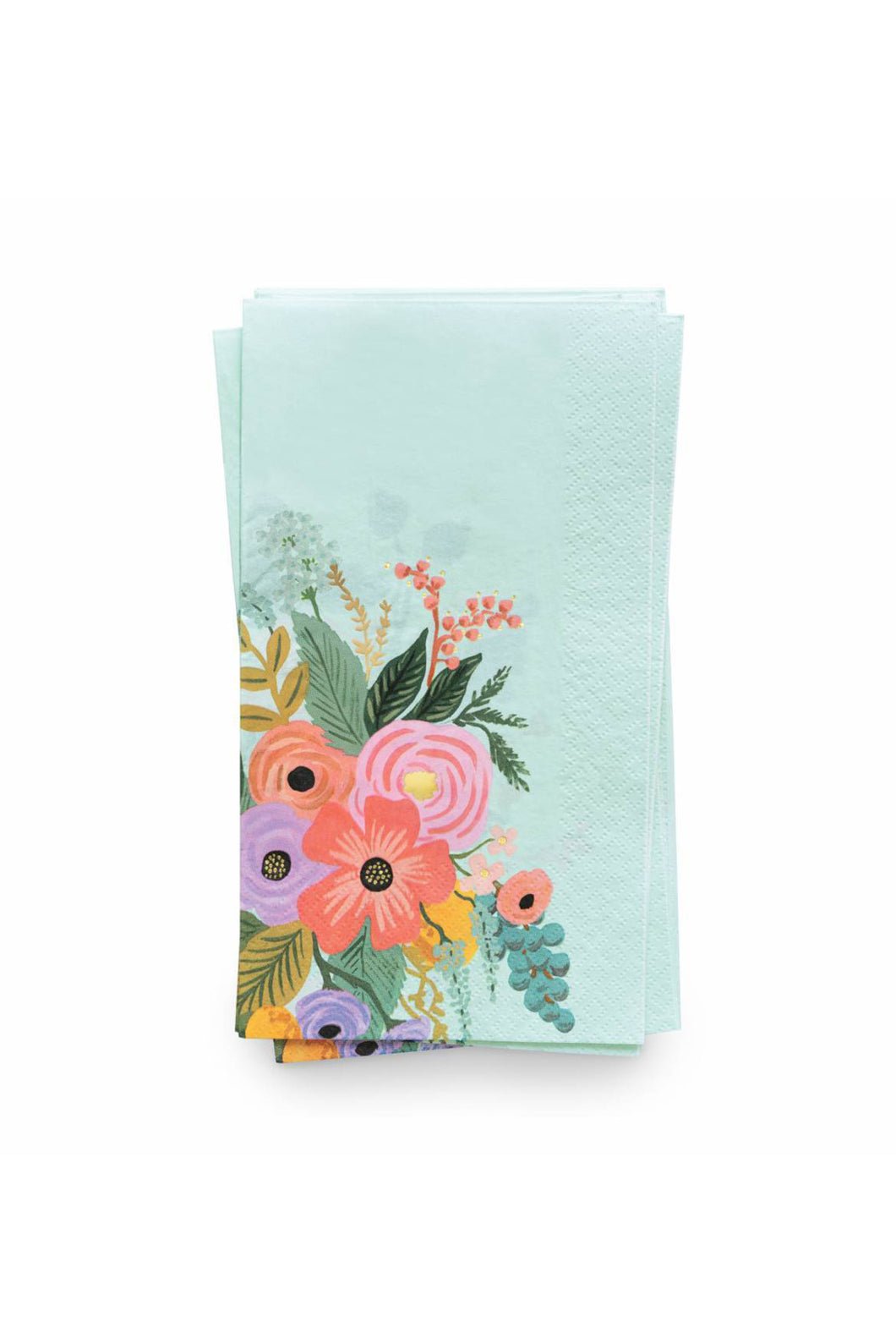 Rifle Paper Co - Guest Napkins - Set of 20 - Garden Party