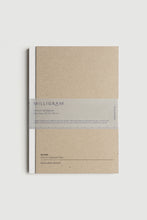 Load image into Gallery viewer, Milligram - Utility Notebook - Blank - B5 (25 x 17cm) - White