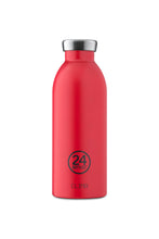 Load image into Gallery viewer, 24Bottles - Chromatic Collection - Clima Bottle - Stainless Steel Drink Bottle - 500ml - Hot Red