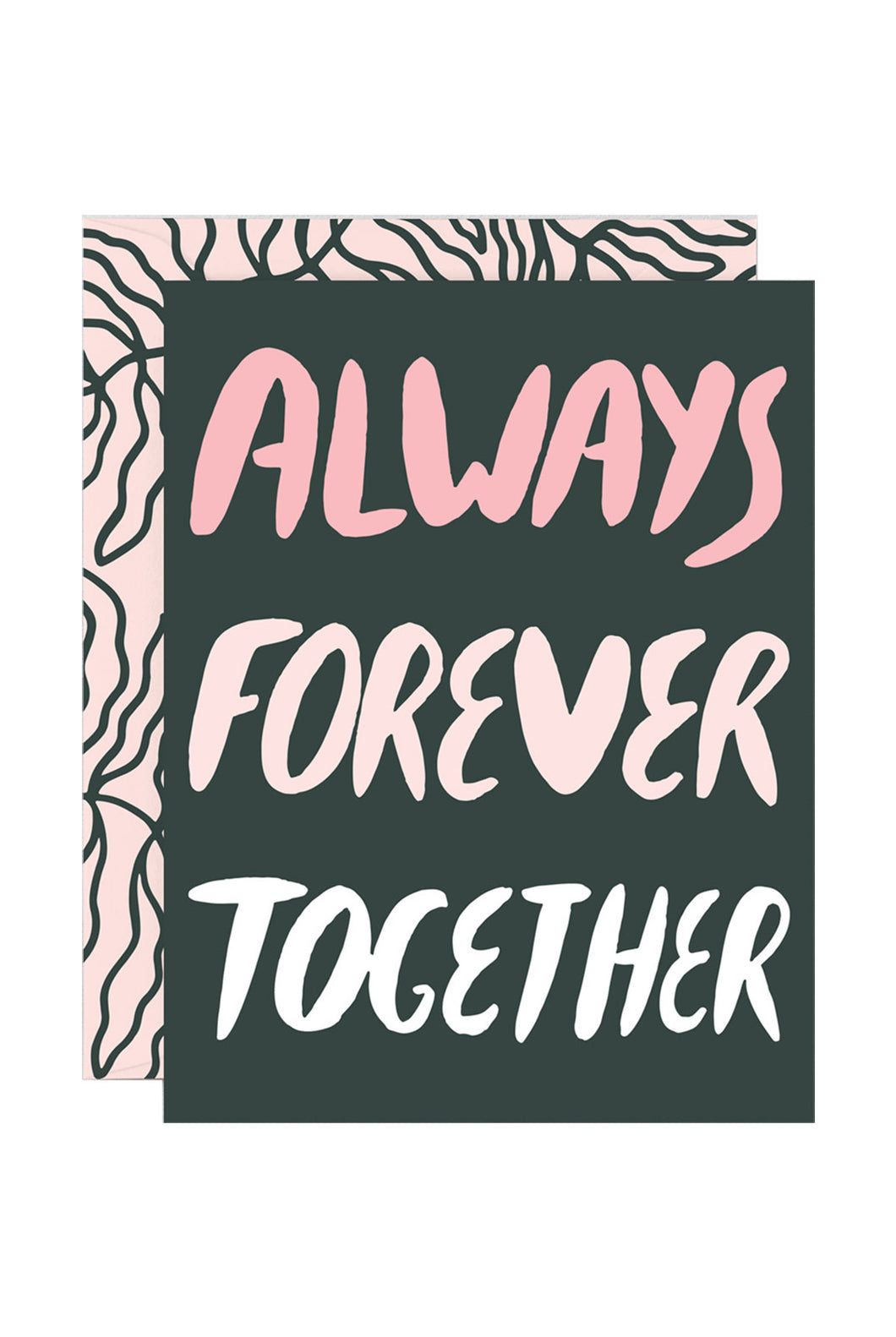 WRAP - Linnea And-Ast Collection - Single Card - Always Forever Together