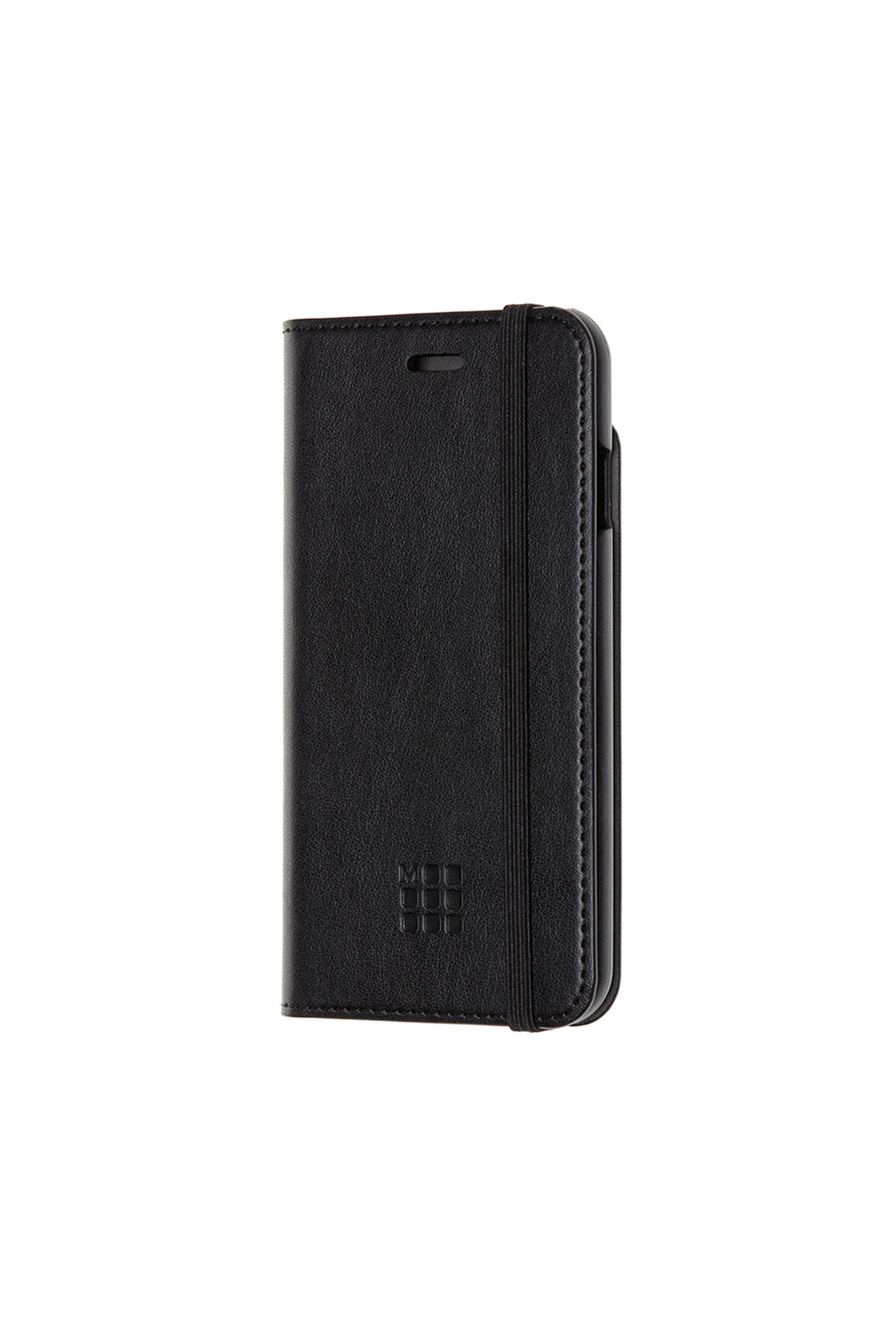 Moleskine - Reading Booktype Samsung Galaxy S9 Case - Black