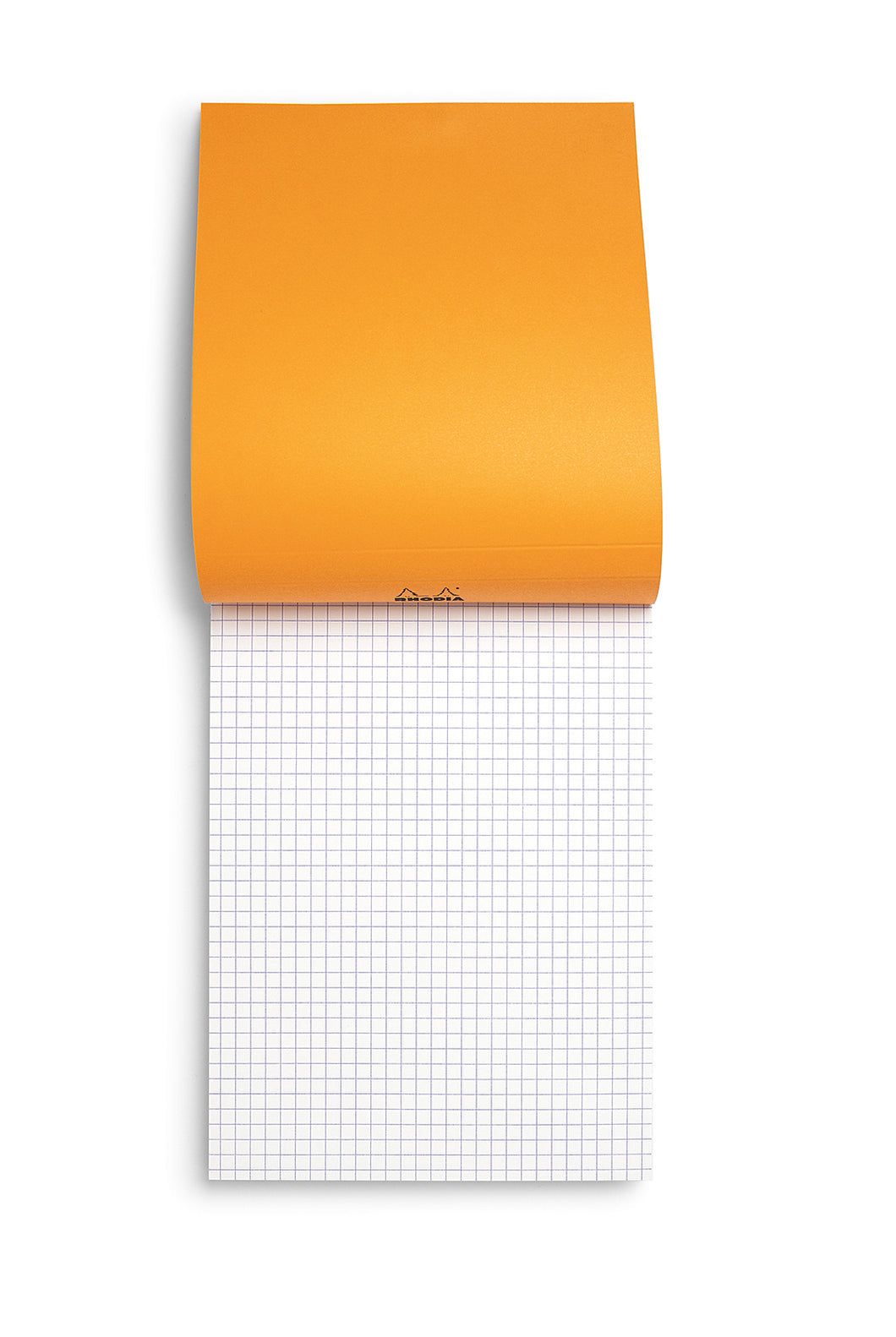 Rhodia - 85th Anniversary Limited Edition Pad #16 - Top Stapled - 5x5 Grid - A5 - Orange