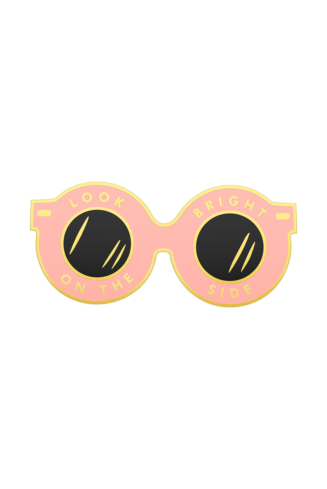 Rifle Paper Co - Enamel Pin - Sunglasses