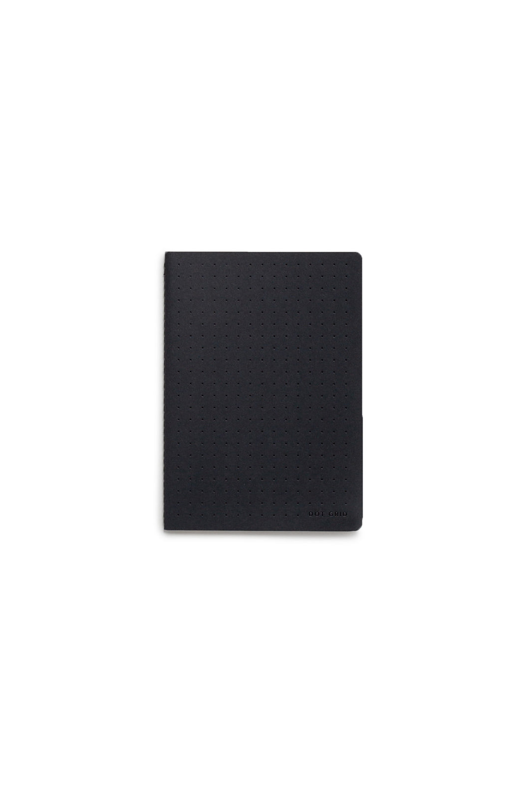 MiGoals - Dot Grid Journal - A5 - Soft Cover - Black