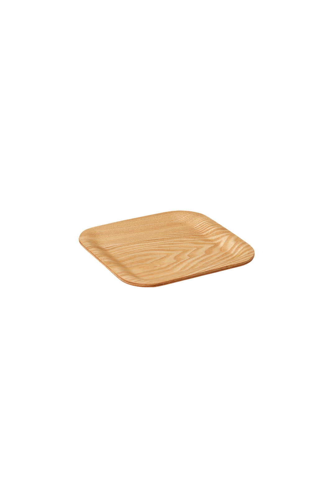Kinto - Nonslip Square Tray - 160mm - Willow