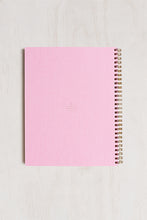 Load image into Gallery viewer, Appointed - Notebook - Ruled - Extra Large (19 x 24cm) - Soft Cover - Blossom Pink
