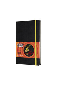 Moleskine - Limited Edition - Looney Tunes Notebook - Ruled - Large (13x21cm) - Wile E. Coyote