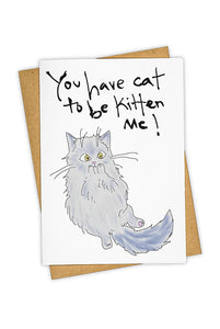 TAY HAM - Single Card - Kitten Me
