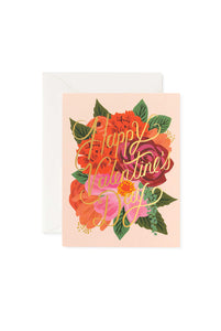 Rifle Paper Co - Single Card - Perennial Valentine