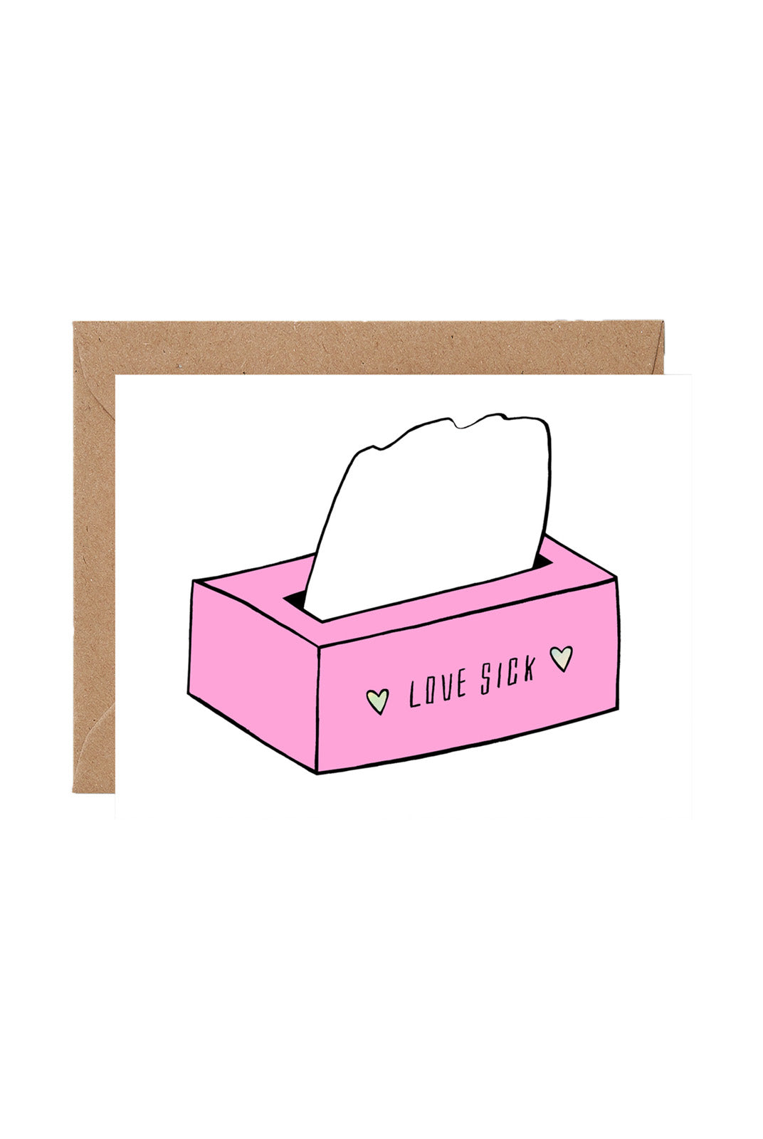 WRAP - Sandi Falconer Collection - Single Card - Love Sick
