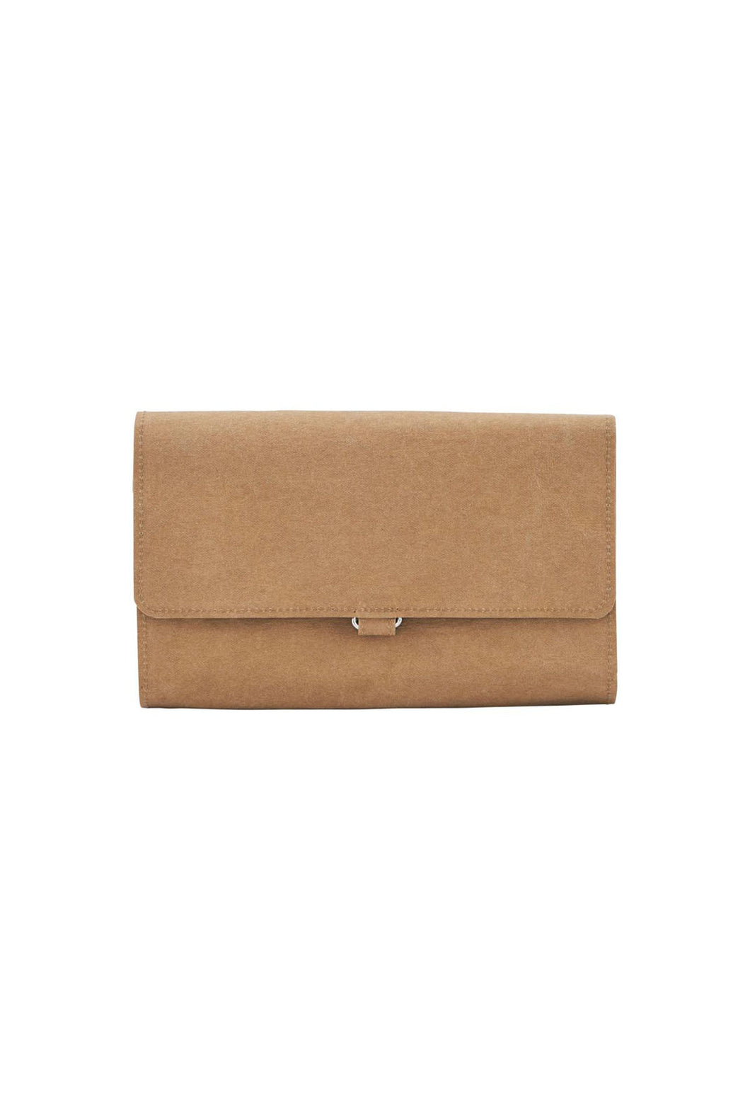 House Doctor - Nomadic Folding Toilet Bag - Light brown