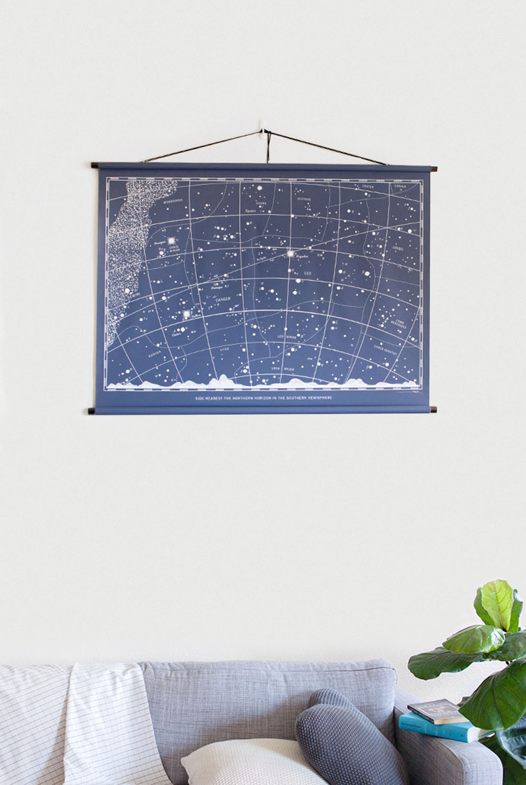 Milligram - Night Sky Chart