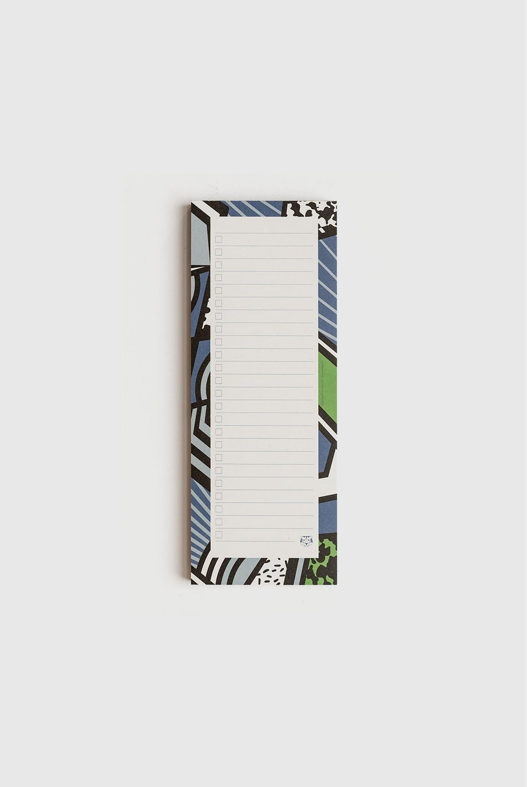 Papier Tigre - To-Do Notepad - 8x21cm - The Patchwork