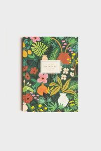 Rifle Paper Co - Memoir Notebook - Ruled - Large (16x22cm) - Terracotta